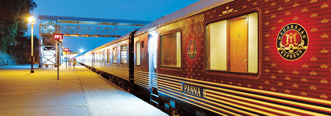 Maharaja Express - Treasures of India